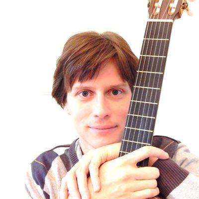 klassiek gitarist en gitaardocent robert beemsterboer